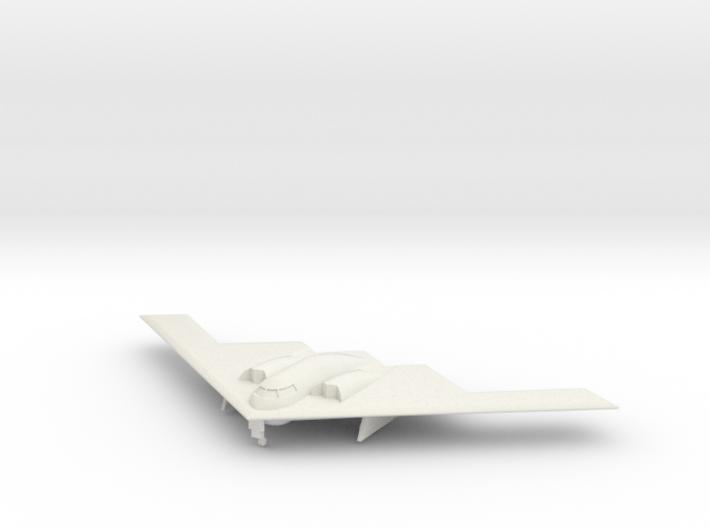 1/350 B-2 Spirit (Landing Gear Down) 3d printed