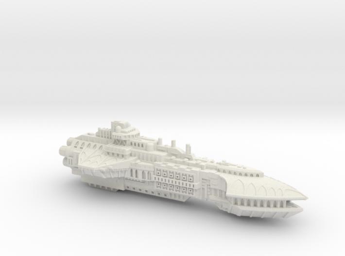BFG Heresy Marine Cruiser 3d printed
