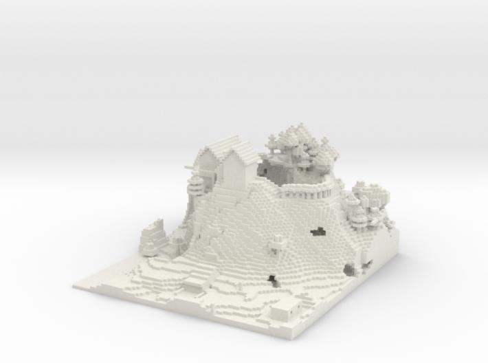 MountainGetaway 3d printed