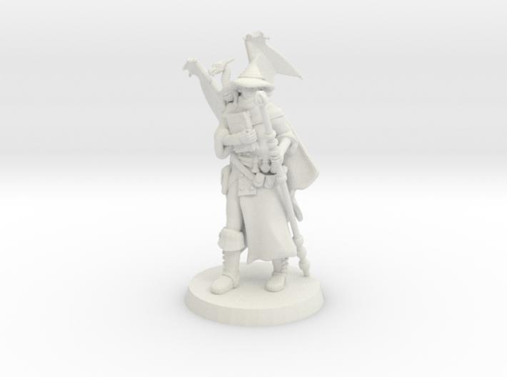 Wizard V3 3d printed