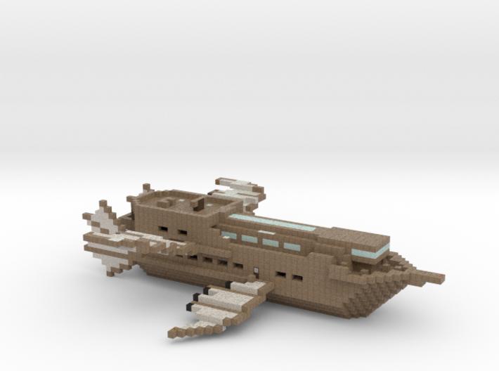 Anisoptera 3d printed