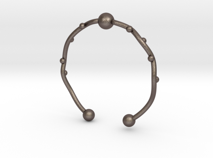 guirlande bracelet 3d printed (3d render bis)