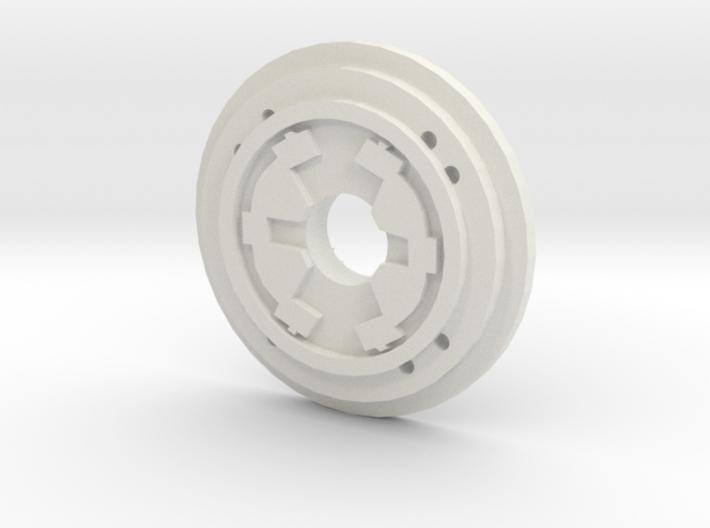 Corsec Pommel Insert 3d printed