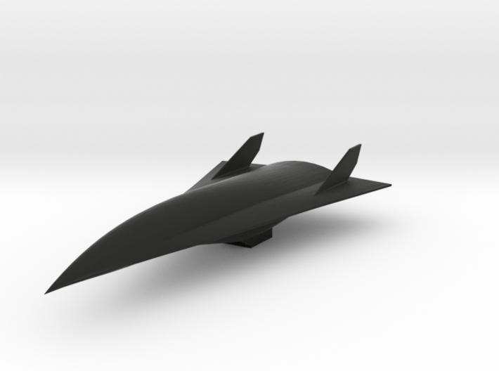 Aurora Spy Plane 3d printed