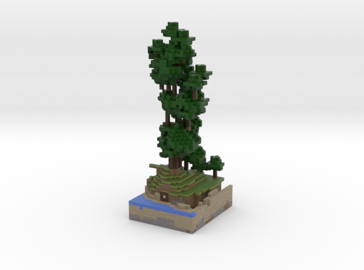 Mother Arbol 3d printed