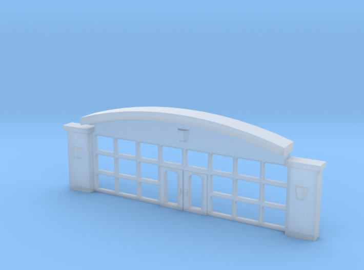 6mm Facade - Storefront 2 3d printed