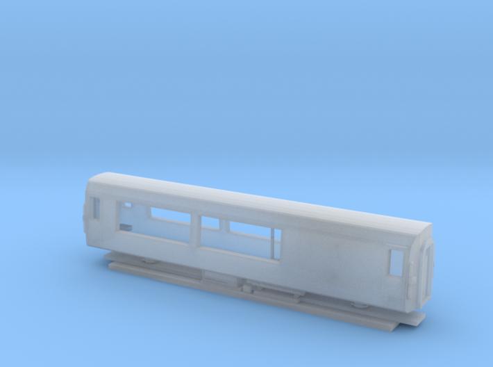 NZ120 - AK Styled Viewing Car 3d printed