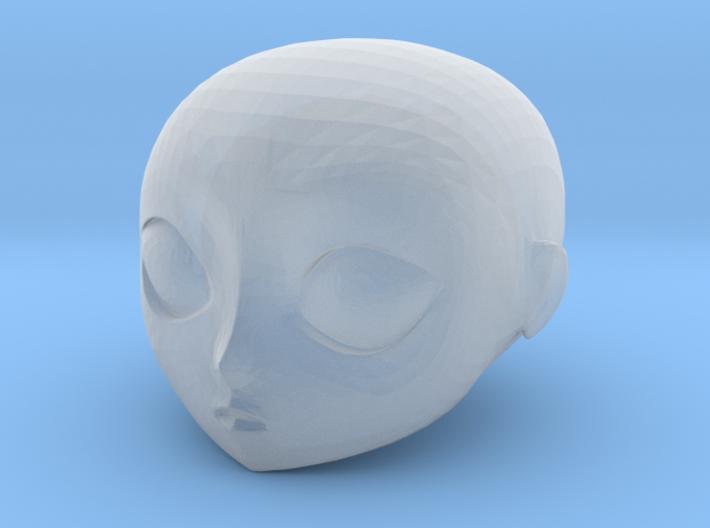 Ersatz MkII Female Hd Head 3d printed