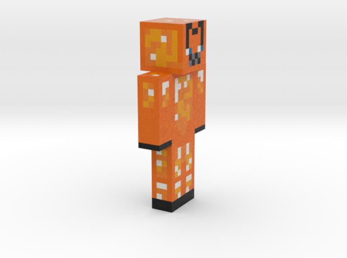 6cm   chisox8 3d printed