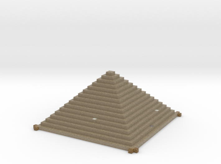 Jon's Pyramid 3d printed
