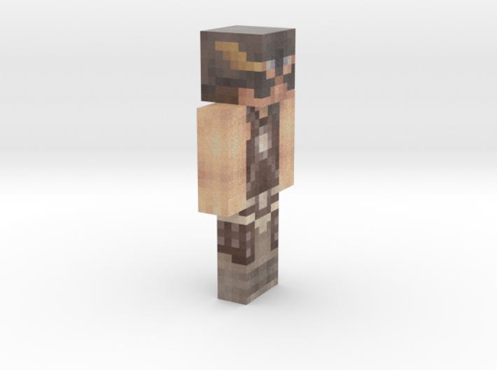 6cm | Cup_Cake_MAN 3d printed