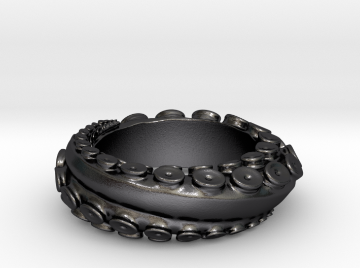 Octo Ring S10.5 3d printed