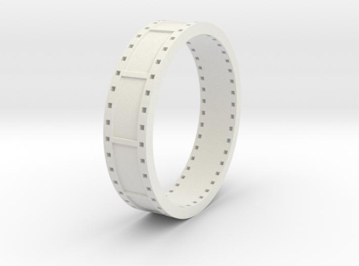 ring film strip 3d printed