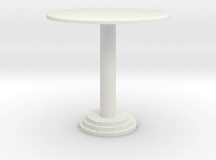 1:24 Bar Table, Short 3d printed