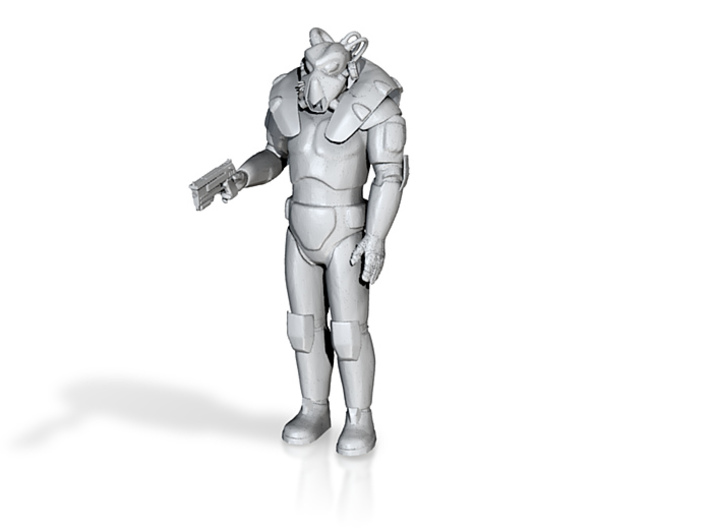 Fallout 2 enclave 3d printed