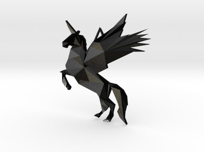 Pegasus Necklace 3d printed