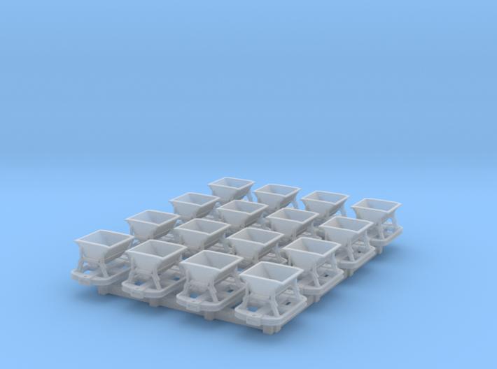 Nn3 V-tipper x 16 3d printed