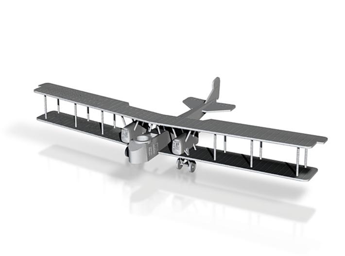 Aircraft- Gotha G.V Bomber (1/350th, FUD, FD Only) 3d printed