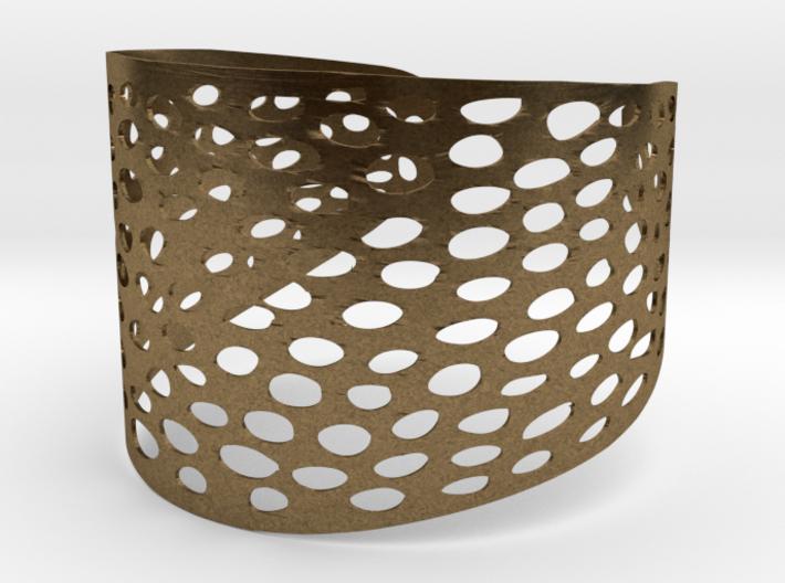 Wristler (M) 3d printed