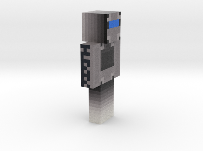 6cm | ICanBeRobot 3d printed