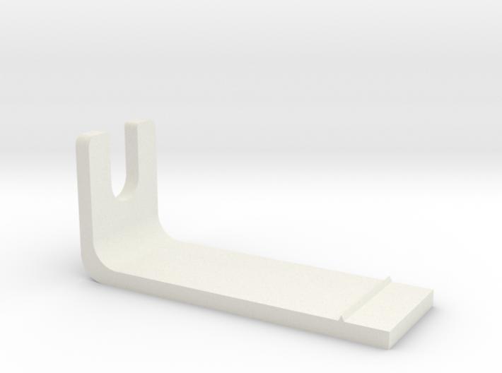 Pioneer Overhang Gauge V2.1 3d printed