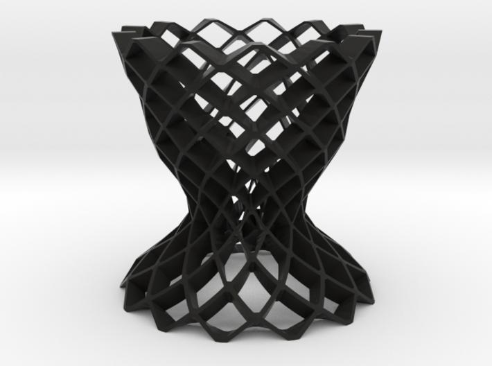 Clutter Vase 3d printed