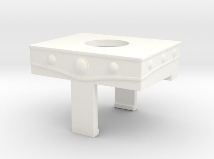 MOTU belt for minimate w/ boxy groin 3d printed
