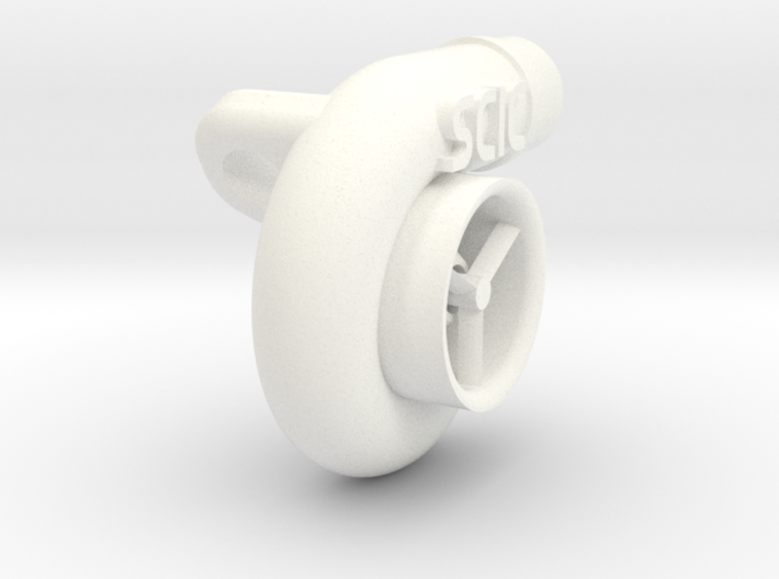Custom Turbo (SCIC) 3d printed