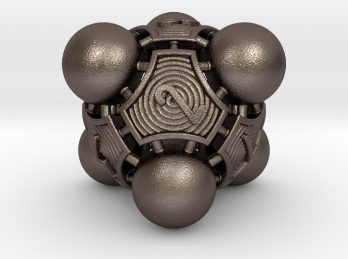 Nucleus D8 3d printed