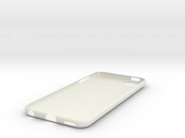 Ipod Ti Case 3d printed