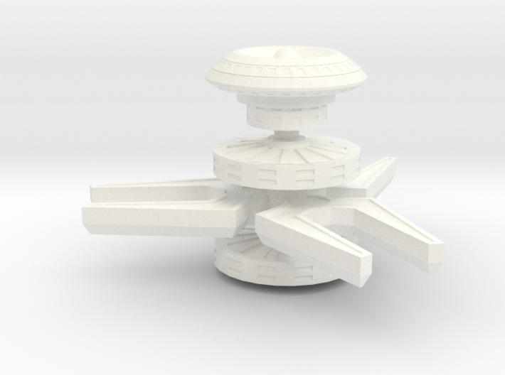 Mentok Vanora Cardassian Outpost 3d printed