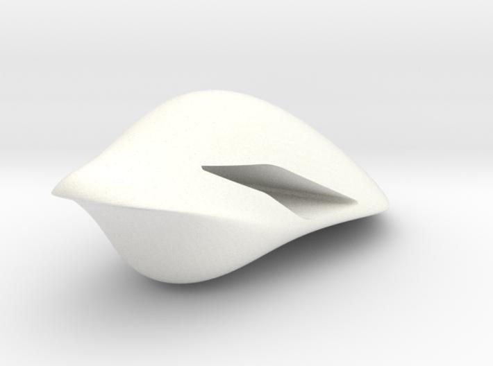 Floating Pendant 3d printed