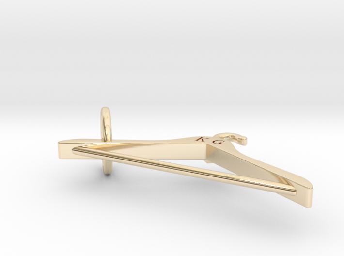 Hanger pendant - a fashion symbol for fashion enth 3d printed