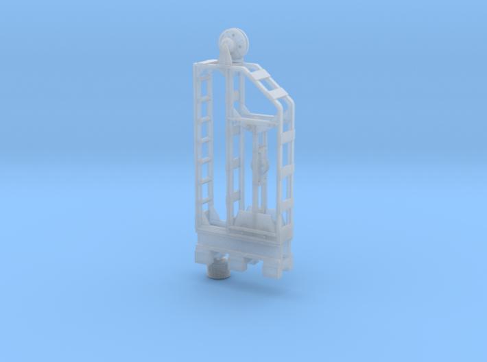 Compensateur mécanique SNCB 3d printed