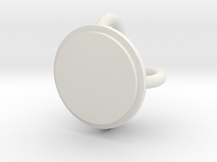 Mini crown 3d printed