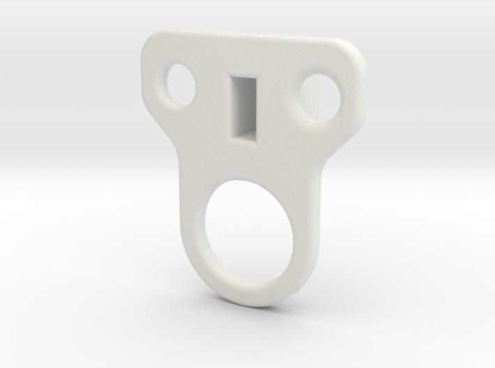 clip l 3d printed
