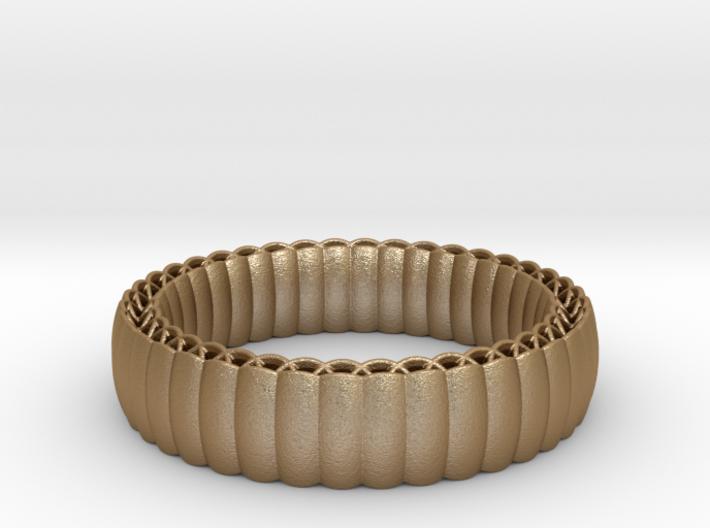 Armadillo Bracelet 3d printed