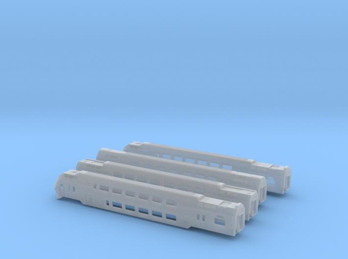 V-IRM 9500 (1:220) 3d printed