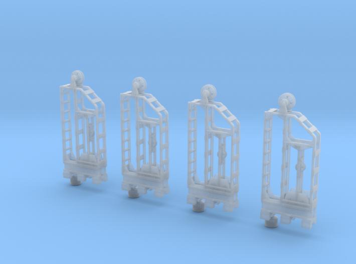 4 Compensateurs 3d printed