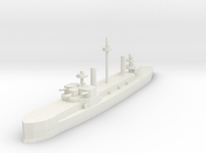 Hydra Class Ironclad 1:1200 x1 3d printed