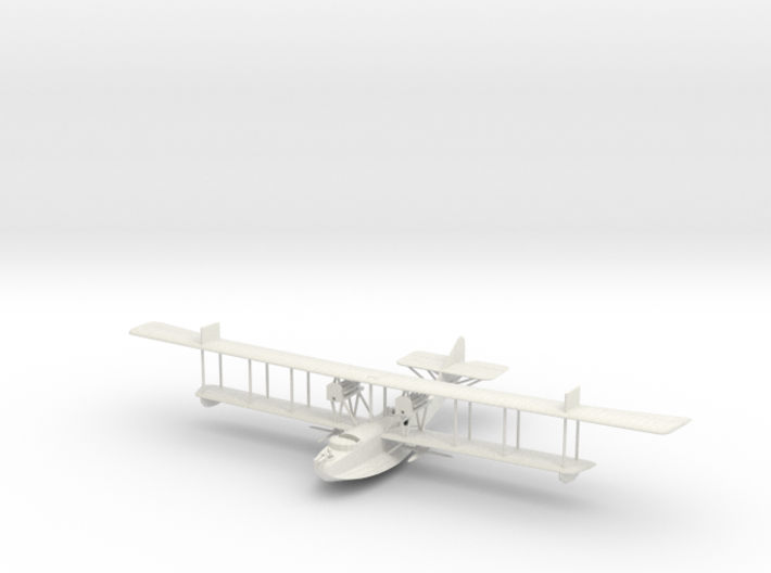 1/144 or 1/100 Felixstowe F.2a Early Model 3d printed