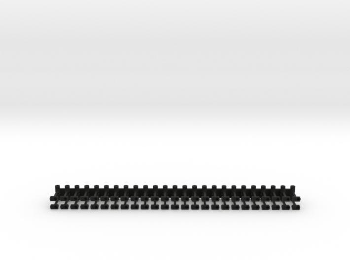 Schaku-Magnetkupplung (1 Magnet steht vor) 3d printed