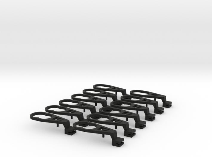 TT Peresvet NEM coupler mount 3d printed