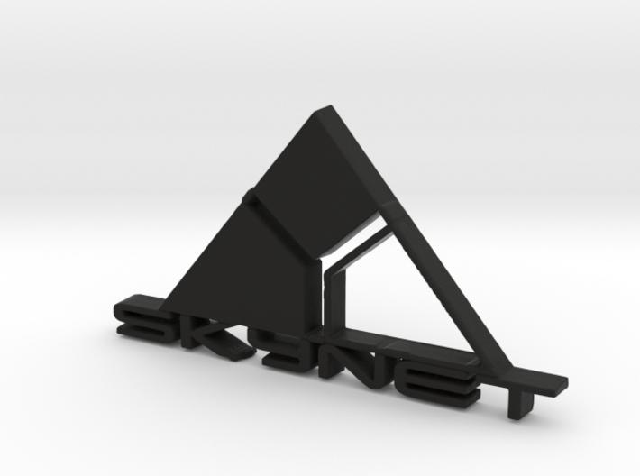 SKYNET emblem 3d printed