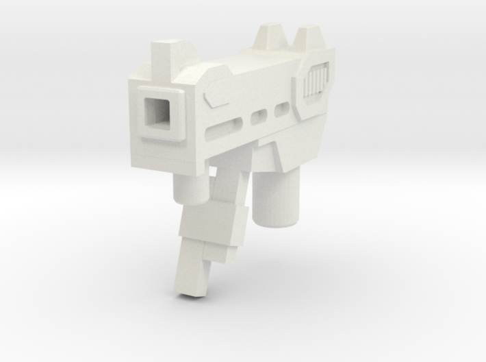 MP5kup version (maketoys) 3d printed