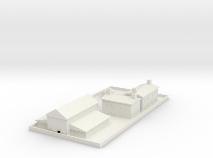 1/700 Farm (Complete Set) 3d printed