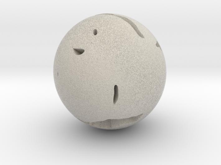 DryBall 3d printed