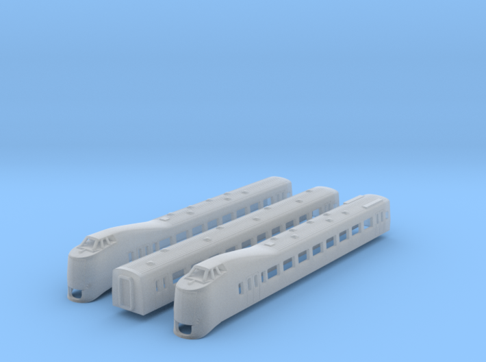 ICM (1:450!) 3d printed