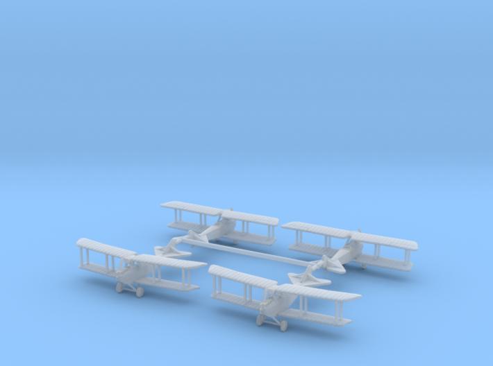 1/350th Rumpler C.I 3d printed
