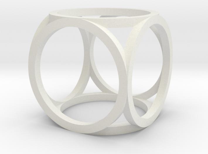 oCube Medium 3d printed